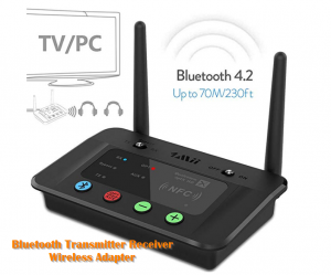 Bluetooth Transmitter Receiver Wireless Adapter